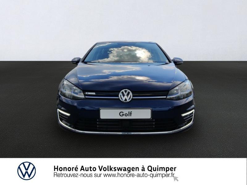 Volkswagen e-Golf 136ch Electrique BLEU ATLANTIQUE Occasion à vendre