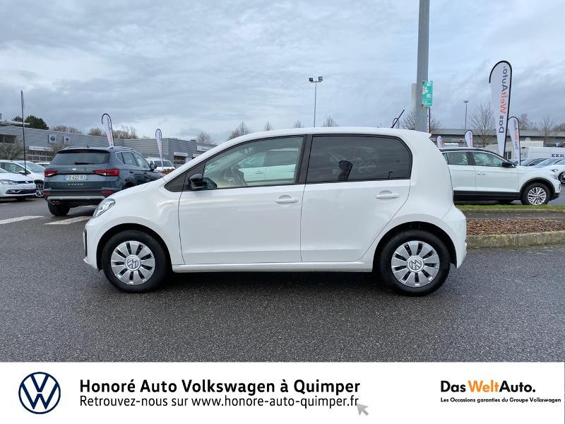 Photo 18 de l'offre de VOLKSWAGEN up! 1.0 75ch BlueMotion Technology up! Connect 3p Euro6d-T à 9790€ chez Honore Auto - Volkswagen Quimper