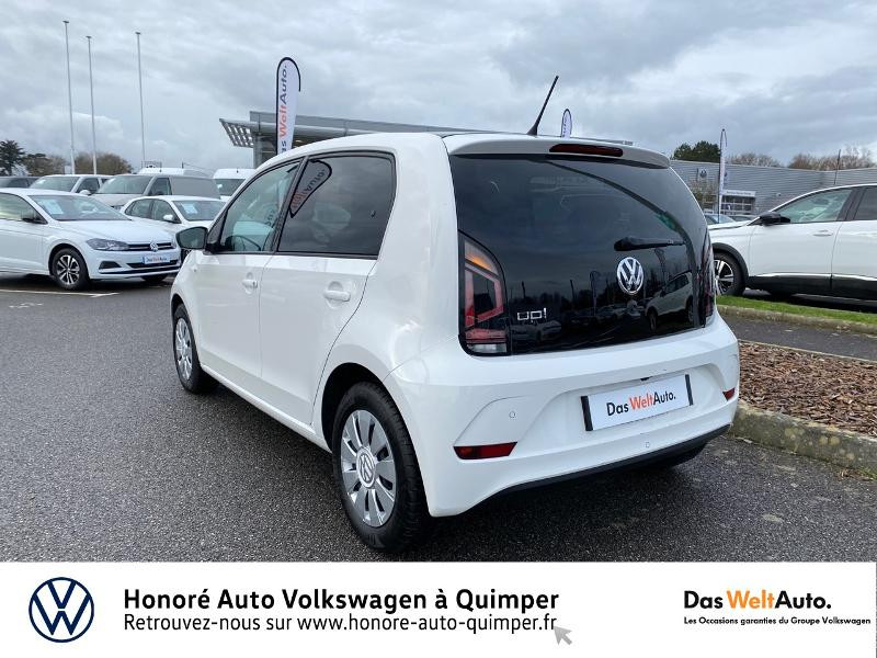 Photo 19 de l'offre de VOLKSWAGEN up! 1.0 75ch BlueMotion Technology up! Connect 3p Euro6d-T à 9790€ chez Honore Auto - Volkswagen Quimper
