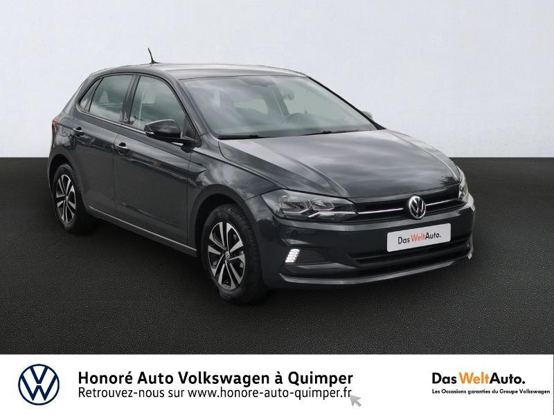 Volkswagen Polo 1.0 TSI 95ch IQ.Drive Euro6d-T Essence GRIS URANO Occasion à vendre