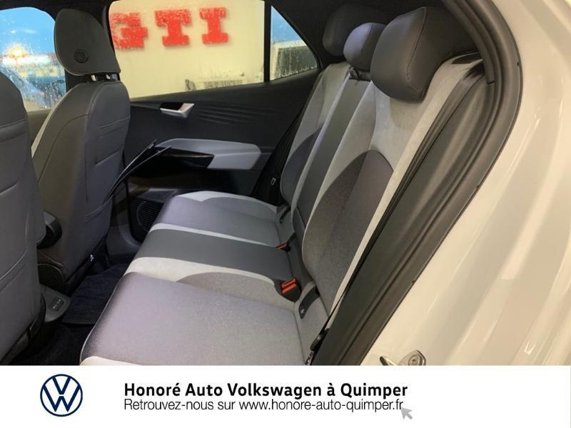 Photo 11 de l'offre de VOLKSWAGEN ID.3 204ch 1st MAX à 37900€ chez Honore Auto - Volkswagen Quimper