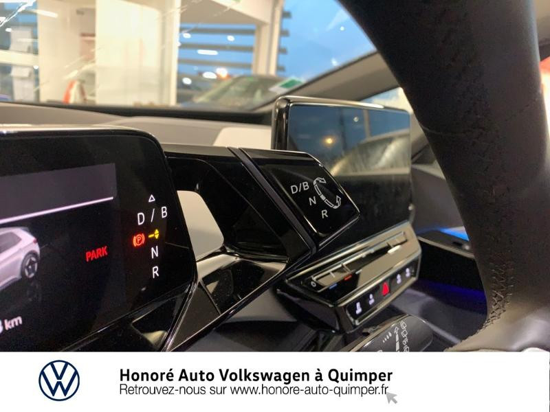 Photo 10 de l'offre de VOLKSWAGEN ID.3 204ch 1st MAX à 37900€ chez Honore Auto - Volkswagen Quimper