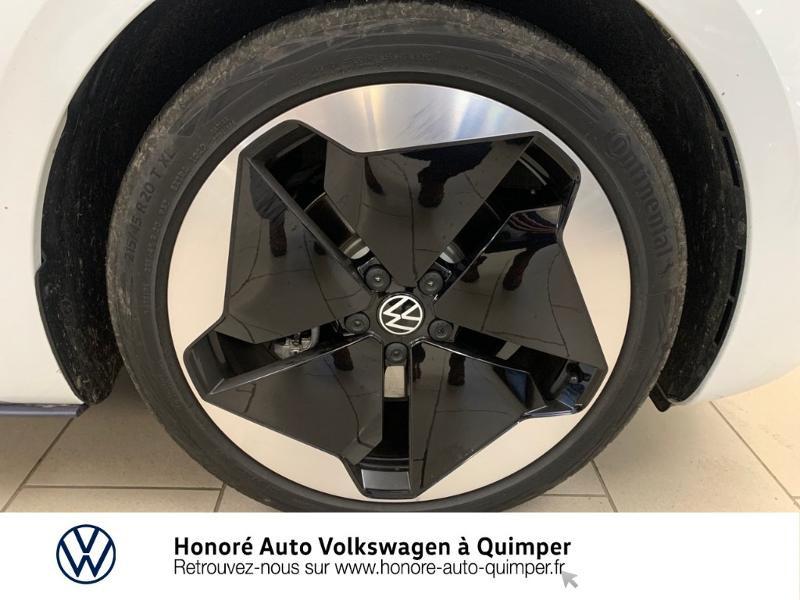 Photo 14 de l'offre de VOLKSWAGEN ID.3 204ch 1st MAX à 37900€ chez Honore Auto - Volkswagen Quimper