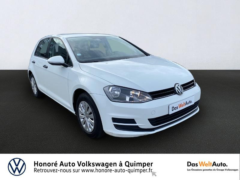 Volkswagen Golf 1.2 TSI 85ch BlueMotion Technology Trendline 5p Essence BLANC Occasion à vendre