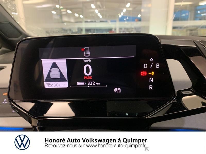 Photo 9 de l'offre de VOLKSWAGEN ID.3 204ch 1st MAX à 37900€ chez Honore Auto - Volkswagen Quimper