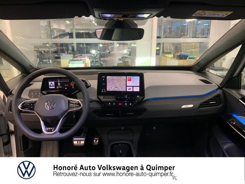Photo 6 de l'offre de VOLKSWAGEN ID.3 204ch 1st MAX à 37900€ chez Honore Auto - Volkswagen Quimper
