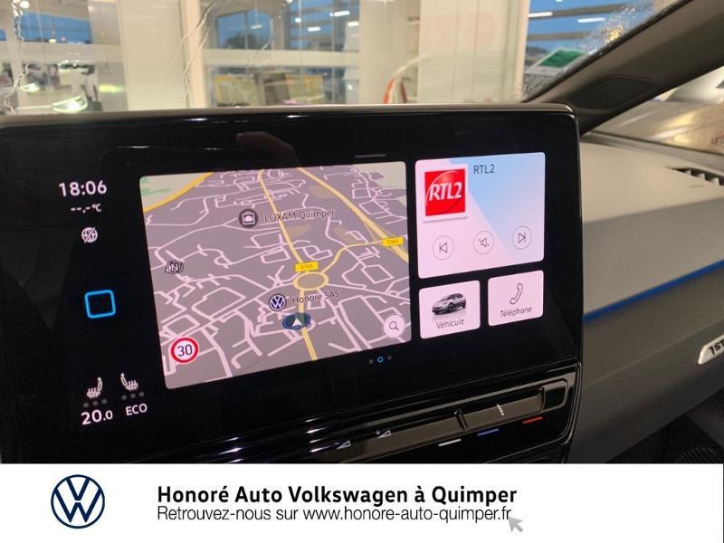Photo 8 de l'offre de VOLKSWAGEN ID.3 204ch 1st MAX à 37900€ chez Honore Auto - Volkswagen Quimper