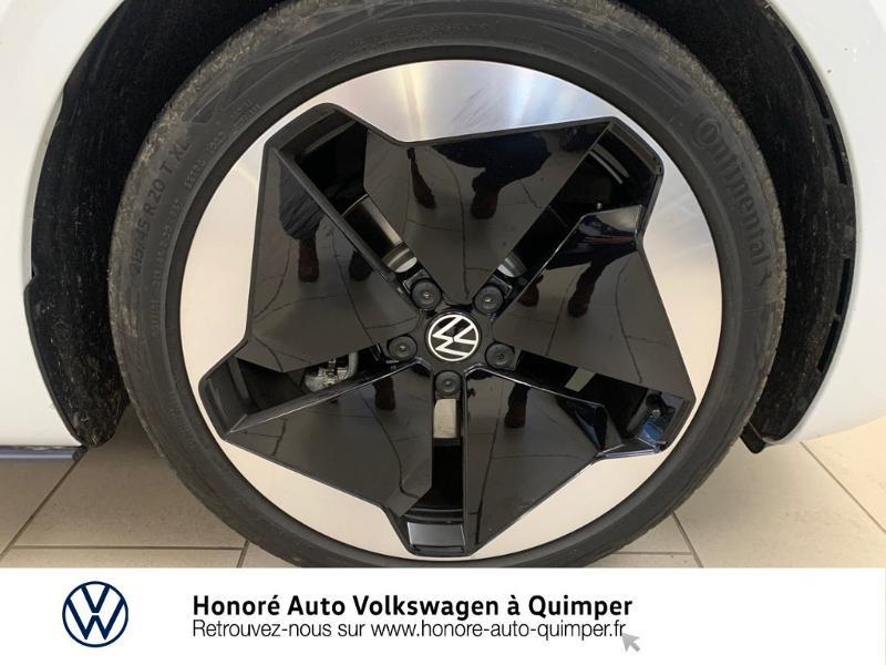 Photo 16 de l'offre de VOLKSWAGEN ID.3 204ch 1st MAX à 37900€ chez Honore Auto - Volkswagen Quimper