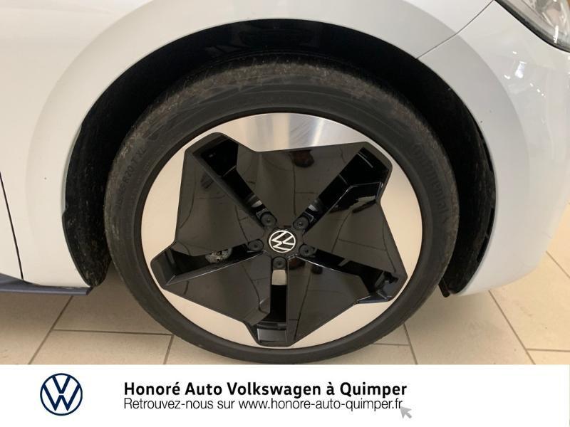 Photo 13 de l'offre de VOLKSWAGEN ID.3 204ch 1st MAX à 37900€ chez Honore Auto - Volkswagen Quimper