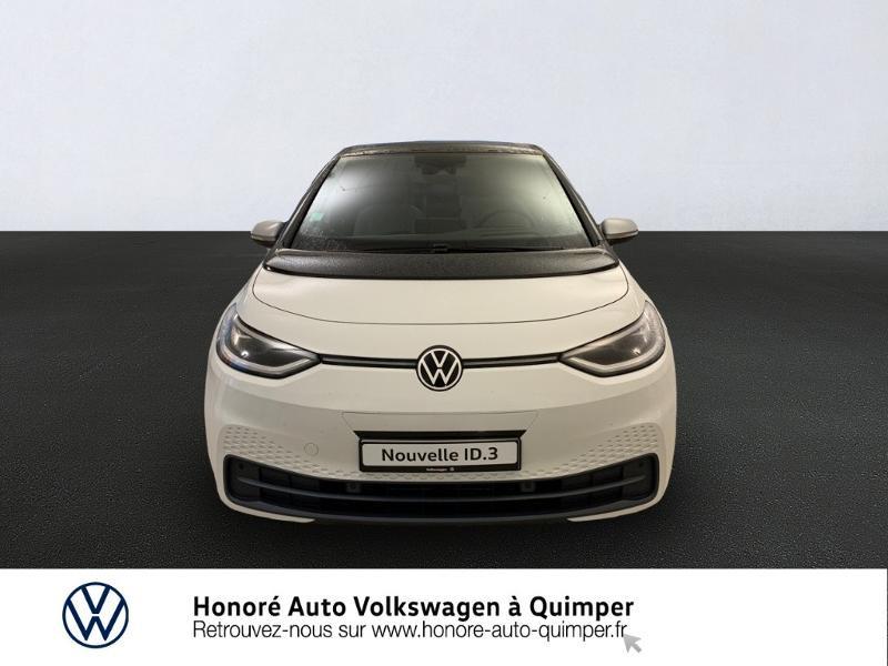 Photo 5 de l'offre de VOLKSWAGEN ID.3 204ch 1st MAX à 37900€ chez Honore Auto - Volkswagen Quimper