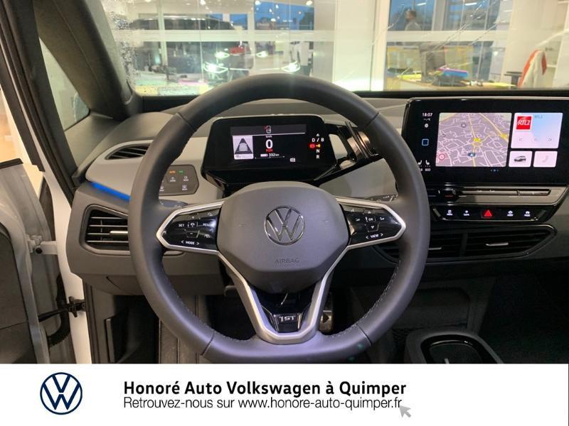 Photo 7 de l'offre de VOLKSWAGEN ID.3 204ch 1st MAX à 37900€ chez Honore Auto - Volkswagen Quimper