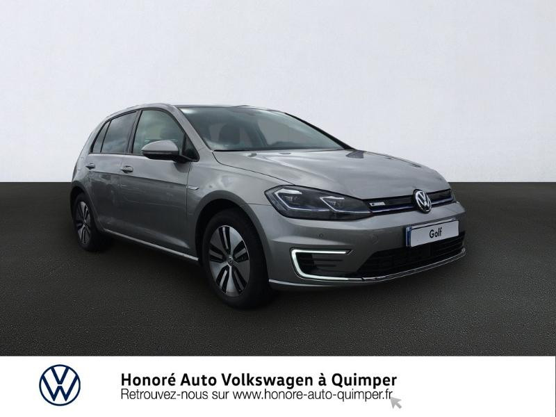 Volkswagen e-Golf 136ch 4cv Electrique GRIS TUNGSTENE Occasion à vendre