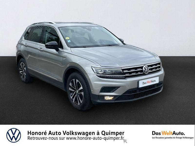 Volkswagen Tiguan 2.0 TDI 150ch IQ.Drive DSG7 Euro6d-T Diesel GRIS F Occasion à vendre