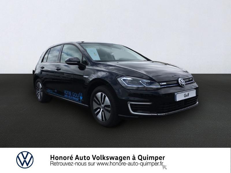 Volkswagen e-Golf 136ch Electrique NOIR INTENSE Occasion à vendre