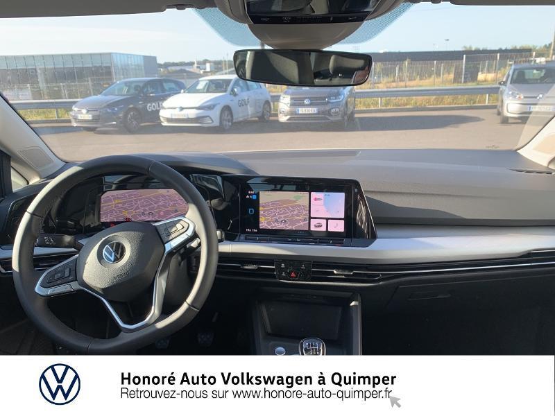 Photo 6 de l'offre de VOLKSWAGEN Golf 2.0 TDI SCR 115ch Life 1st à 25900€ chez Honore Auto - Volkswagen Quimper