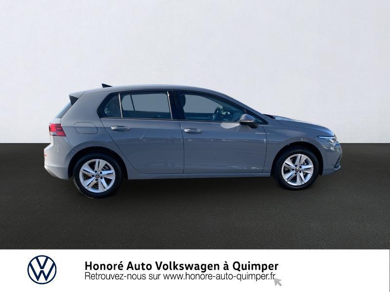 Photo 2 de l'offre de VOLKSWAGEN Golf 2.0 TDI SCR 115ch Life 1st à 25900€ chez Honore Auto - Volkswagen Quimper