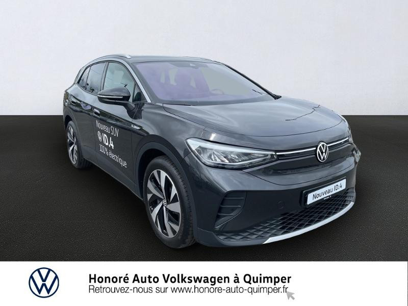 Volkswagen ID.4 204ch 1st Electrique GRIS MANGANESE Occasion à vendre