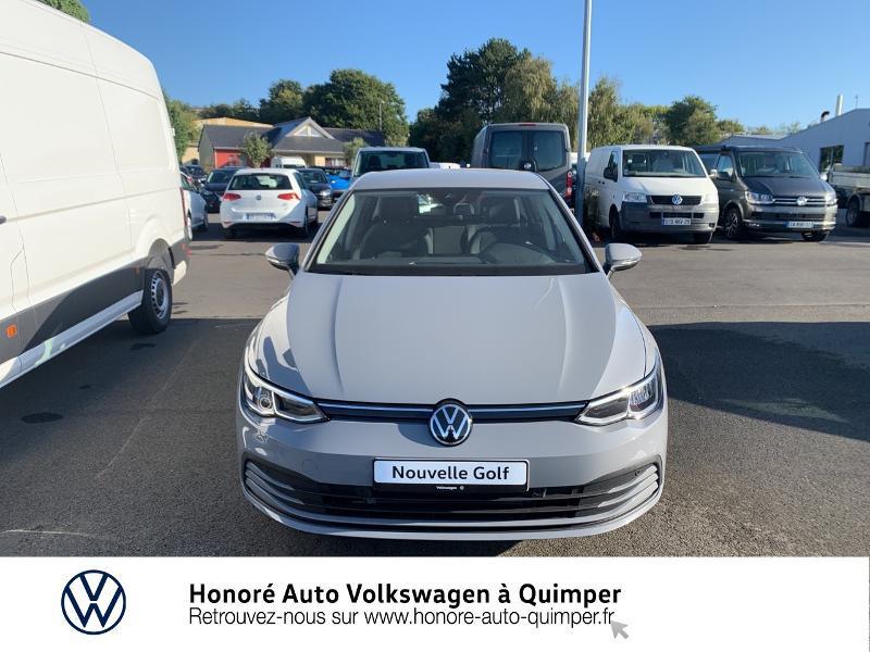 Photo 21 de l'offre de VOLKSWAGEN Golf 2.0 TDI SCR 115ch Life 1st à 25900€ chez Honore Auto - Volkswagen Quimper