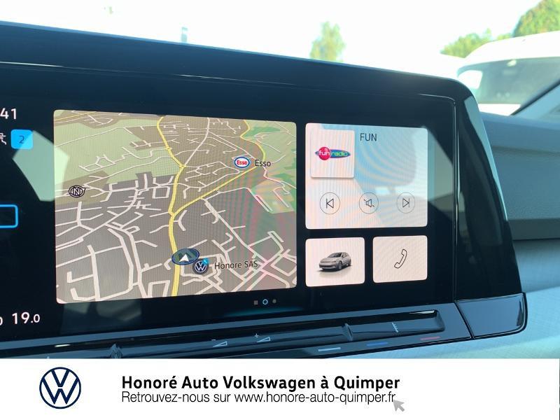 Photo 8 de l'offre de VOLKSWAGEN Golf 2.0 TDI SCR 115ch Life 1st à 25900€ chez Honore Auto - Volkswagen Quimper