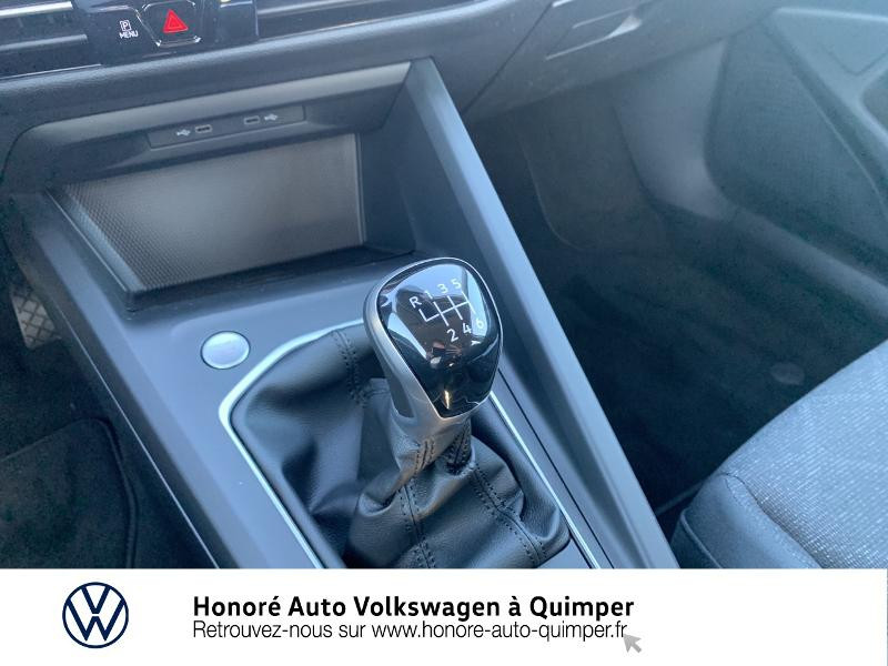 Photo 10 de l'offre de VOLKSWAGEN Golf 2.0 TDI SCR 115ch Life 1st à 25900€ chez Honore Auto - Volkswagen Quimper