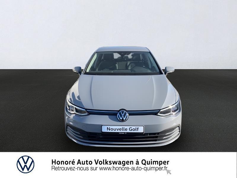 Photo 5 de l'offre de VOLKSWAGEN Golf 2.0 TDI SCR 115ch Life 1st à 25900€ chez Honore Auto - Volkswagen Quimper