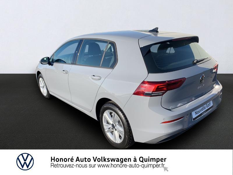 Photo 3 de l'offre de VOLKSWAGEN Golf 2.0 TDI SCR 115ch Life 1st à 25900€ chez Honore Auto - Volkswagen Quimper