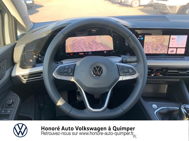 Photo 7 de l'offre de VOLKSWAGEN Golf 2.0 TDI SCR 115ch Life 1st à 25900€ chez Honore Auto - Volkswagen Quimper