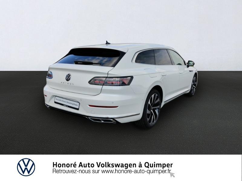 Photo 5 de l'offre de VOLKSWAGEN Arteon Shooting Brake 2.0 TDI 150ch DSG7 R-Line à 42900€ chez Honore Auto - Volkswagen Quimper