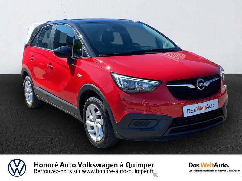 Opel Crossland X 1.6 D 99ch ECOTEC Edition Diesel Rouge Occasion à vendre