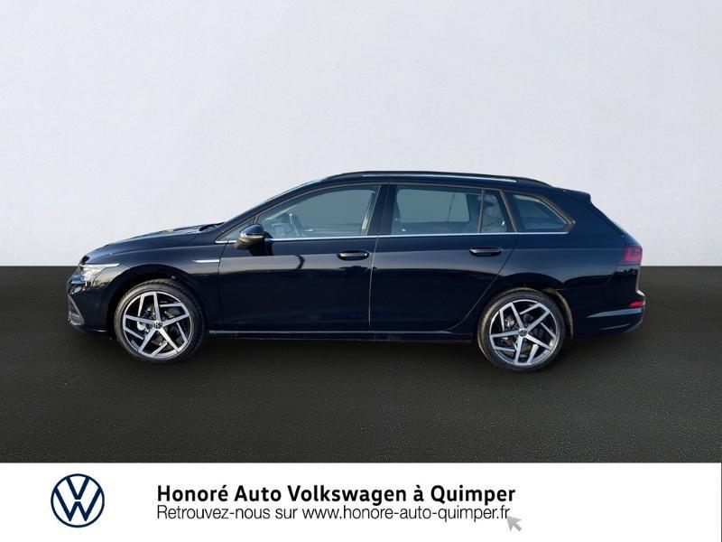 Photo 2 de l'offre de VOLKSWAGEN Golf SW 2.0 TDI SCR 150ch Style DSG7 à 33900€ chez Honore Auto - Volkswagen Quimper