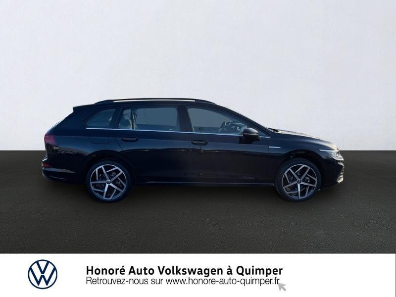 Photo 4 de l'offre de VOLKSWAGEN Golf SW 2.0 TDI SCR 150ch Style DSG7 à 33900€ chez Honore Auto - Volkswagen Quimper