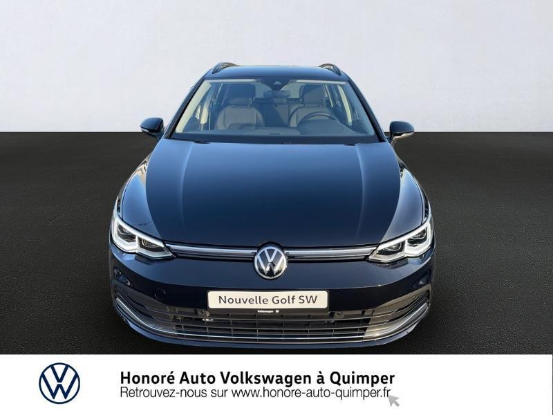 Photo 5 de l'offre de VOLKSWAGEN Golf SW 2.0 TDI SCR 150ch Style DSG7 à 33900€ chez Honore Auto - Volkswagen Quimper