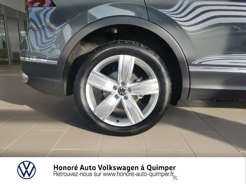 Photo 15 de l'offre de VOLKSWAGEN Tiguan 2.0 TDI 200ch Elegance 4Motion DSG7 à 46900€ chez Honore Auto - Volkswagen Quimper