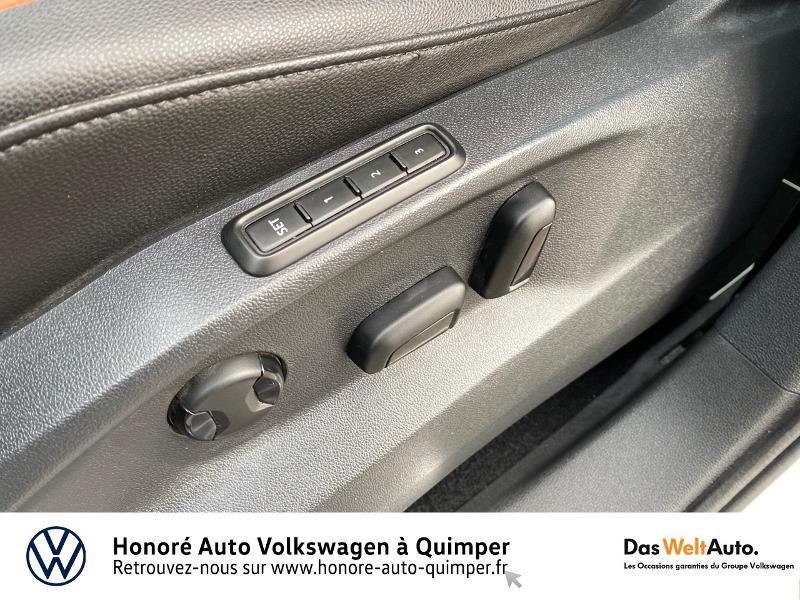 Photo 14 de l'offre de VOLKSWAGEN Tiguan 2.0 TDI 190ch Carat Exclusive 4Motion DSG7 à 26890€ chez Honore Auto - Volkswagen Quimper