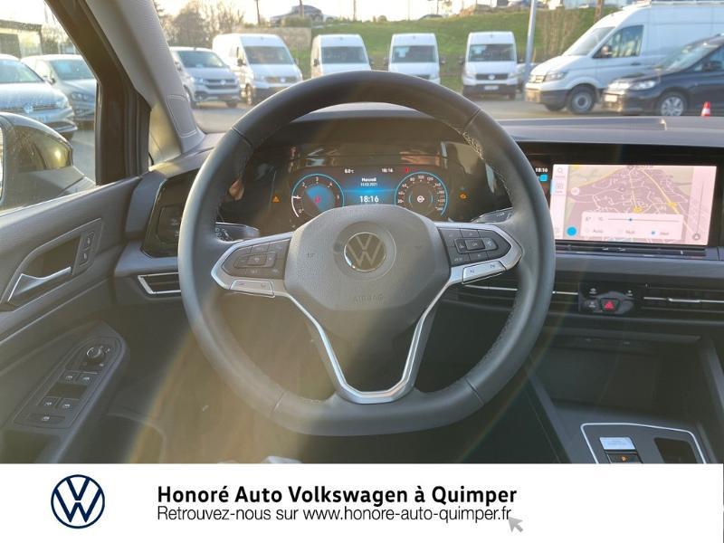 Photo 7 de l'offre de VOLKSWAGEN Golf SW 2.0 TDI SCR 150ch Style DSG7 à 33900€ chez Honore Auto - Volkswagen Quimper