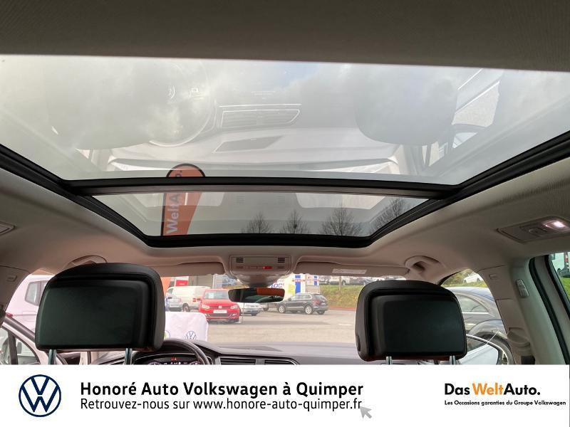 Photo 16 de l'offre de VOLKSWAGEN Tiguan 2.0 TDI 190ch Carat Exclusive 4Motion DSG7 à 26890€ chez Honore Auto - Volkswagen Quimper