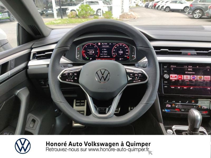 Photo 7 de l'offre de VOLKSWAGEN Arteon Shooting Brake 2.0 TDI 150ch DSG7 R-Line à 42900€ chez Honore Auto - Volkswagen Quimper
