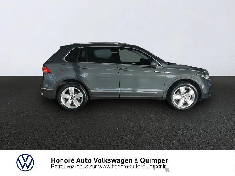 Photo 4 de l'offre de VOLKSWAGEN Tiguan 2.0 TDI 200ch Elegance 4Motion DSG7 à 46900€ chez Honore Auto - Volkswagen Quimper