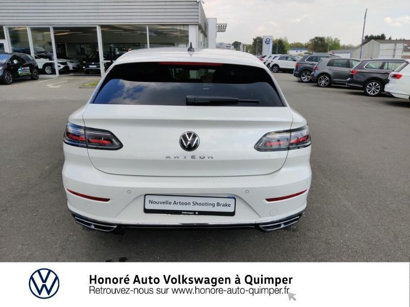 Photo 12 de l'offre de VOLKSWAGEN Arteon Shooting Brake 2.0 TDI 150ch DSG7 R-Line à 42900€ chez Honore Auto - Volkswagen Quimper