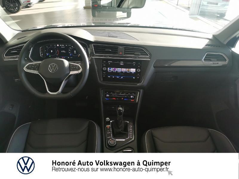 Photo 6 de l'offre de VOLKSWAGEN Tiguan 2.0 TDI 200ch Elegance 4Motion DSG7 à 46900€ chez Honore Auto - Volkswagen Quimper