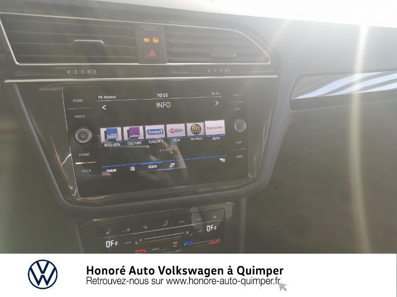 Photo 8 de l'offre de VOLKSWAGEN Tiguan 2.0 TDI 200ch Elegance 4Motion DSG7 à 46900€ chez Honore Auto - Volkswagen Quimper