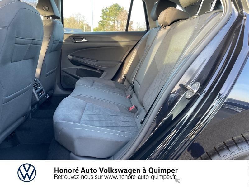Photo 11 de l'offre de VOLKSWAGEN Golf SW 2.0 TDI SCR 150ch Style DSG7 à 33900€ chez Honore Auto - Volkswagen Quimper