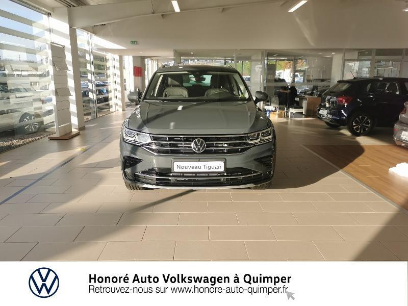 Photo 25 de l'offre de VOLKSWAGEN Tiguan 2.0 TDI 200ch Elegance 4Motion DSG7 à 46900€ chez Honore Auto - Volkswagen Quimper