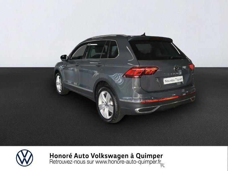 Photo 3 de l'offre de VOLKSWAGEN Tiguan 2.0 TDI 200ch Elegance 4Motion DSG7 à 46900€ chez Honore Auto - Volkswagen Quimper