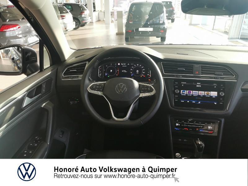 Photo 7 de l'offre de VOLKSWAGEN Tiguan 2.0 TDI 200ch Elegance 4Motion DSG7 à 46900€ chez Honore Auto - Volkswagen Quimper