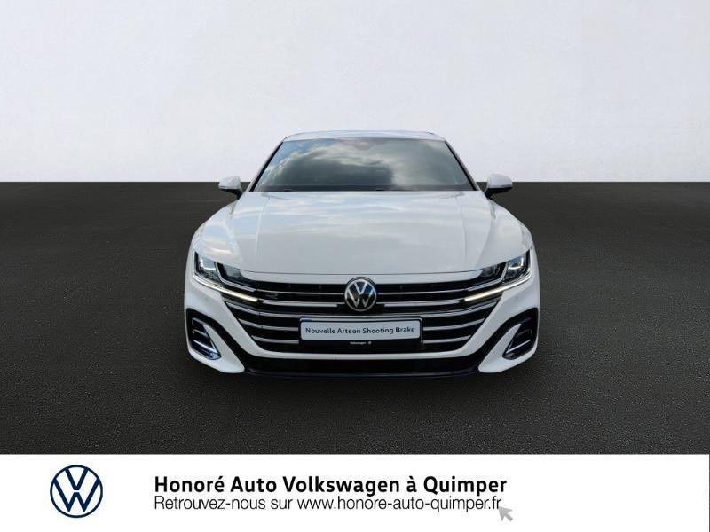Photo 1 de l'offre de VOLKSWAGEN Arteon Shooting Brake 2.0 TDI 150ch DSG7 R-Line à 42900€ chez Honore Auto - Volkswagen Quimper