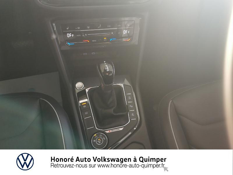Photo 10 de l'offre de VOLKSWAGEN Tiguan 2.0 TDI 200ch Elegance 4Motion DSG7 à 46900€ chez Honore Auto - Volkswagen Quimper