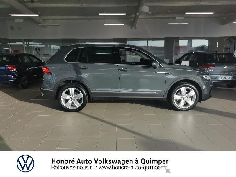 Photo 24 de l'offre de VOLKSWAGEN Tiguan 2.0 TDI 200ch Elegance 4Motion DSG7 à 46900€ chez Honore Auto - Volkswagen Quimper