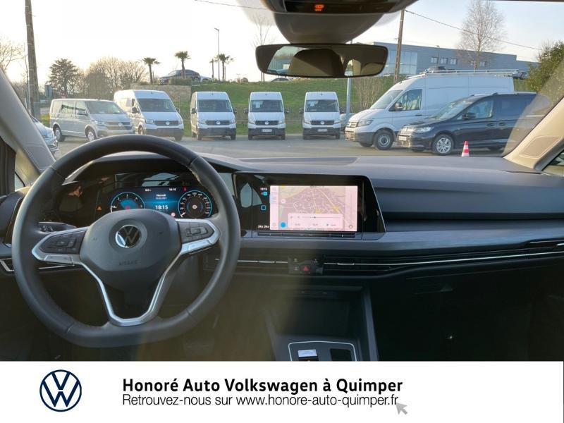 Photo 6 de l'offre de VOLKSWAGEN Golf SW 2.0 TDI SCR 150ch Style DSG7 à 33900€ chez Honore Auto - Volkswagen Quimper