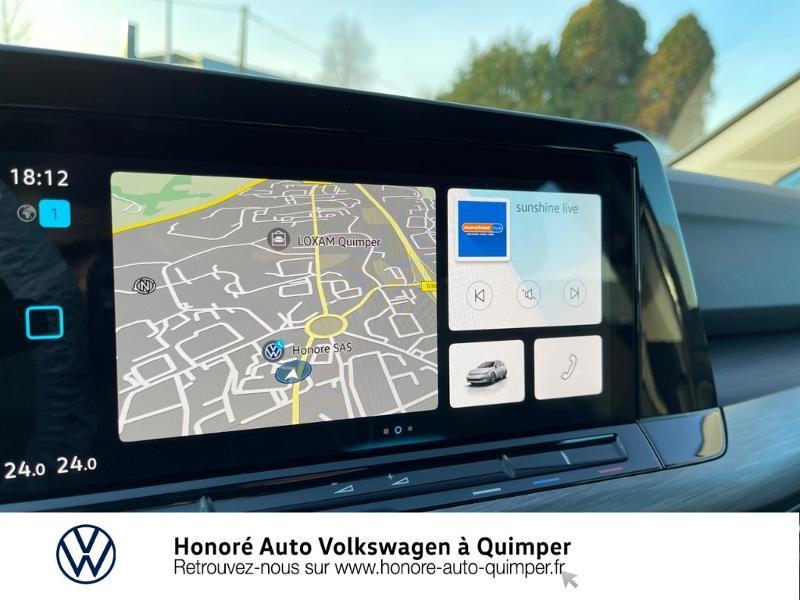 Photo 8 de l'offre de VOLKSWAGEN Golf SW 2.0 TDI SCR 150ch Style DSG7 à 33900€ chez Honore Auto - Volkswagen Quimper